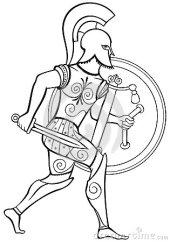 hoplite-ancient-greek-warrior-big-round-shield-bronze-armor-weapons-32503837