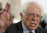U.S. Senator Bernie Sanders (I-VT) holds a news conference after he announced his candidacy for the 2016 Democratic presidential nomination, on Capitol Hill in Washington April 30, 2015. REUTERS/Jonathan Ernst - RTX1B0DW