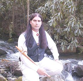 "Audio: ""Moon Dancer"" by Cherokee flute player Mark Hicks"
