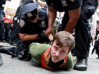OWS-police-arrest
