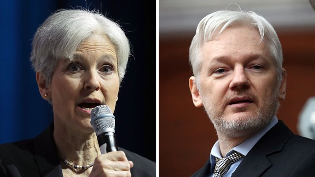 jillstein_julianassange_getty