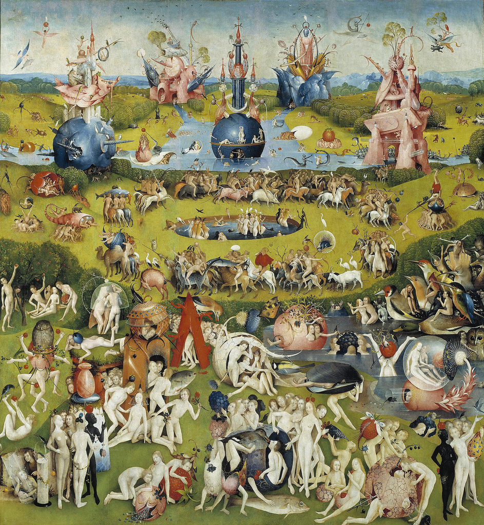 Video The Garden of Earthly Delights According to Studio Smack