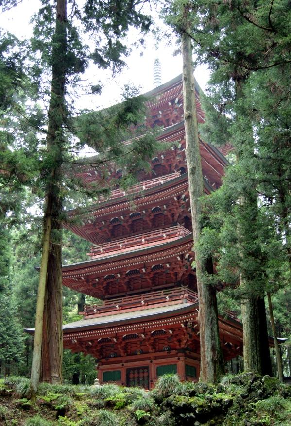 five-storied-pagoda