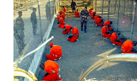 guantanamo bay prison human rights obliterated Lawyers for prisoners at guantanamo bay who have been refused  prisoners have been told their artwork will be destroyed if they are ever.